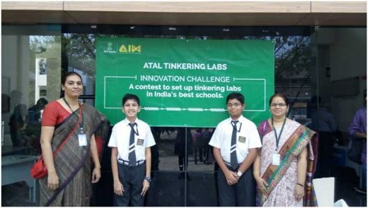 Prestigious Atal Tinkering Laboratory to be established at School