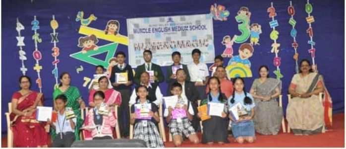 NUMEROMAGIC – An Interschool Mathematics Crossword Competition