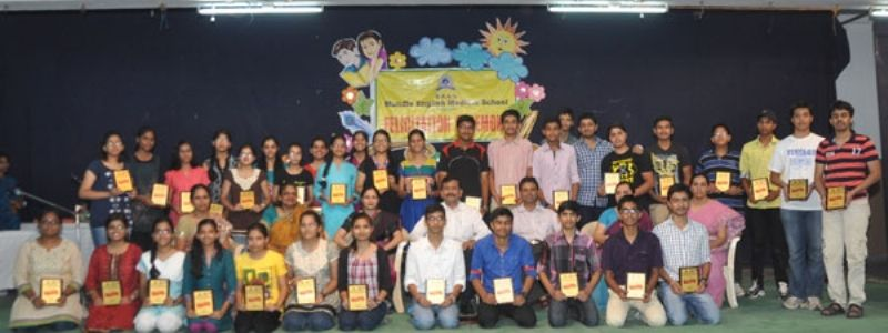 Felicitation Ceremony for SSC Students
